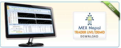 Click Here to Download MEX Nepal TRADER LIVE/DEMO